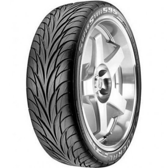 federal super steel 595 245/40 r17 92v - autotrack.com.ua